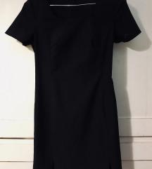 Črna elegantna oblekica