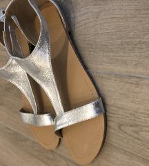 Srebrni sandali
