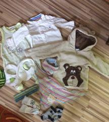 Otroška oblačila 68