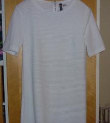 Obleka, bela