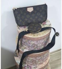 ~~KMALU VEČ KOSOV ~~Louis Vuitton Multi Pochette