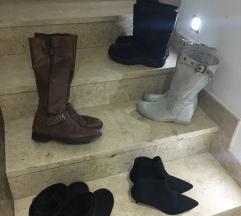 Škornji 39 40
