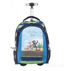 Nova šolska torba, Talking Tom