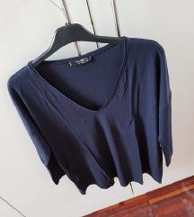 Mango temno modra majica