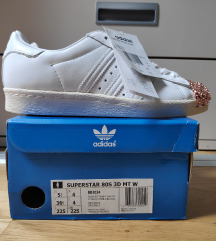 Adidas Superstar metal Toe 3d 36 2/3