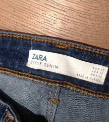 Kavbojke Zara, vel.42/Mex 32