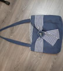 Poletna velika torba