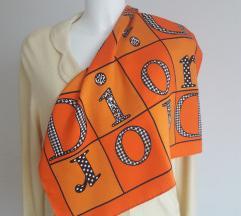 REZ.Dior monogram ORGINAL, svila
