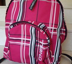 ONEILL nov večji pink nahrbtnik