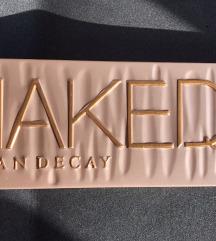 Naked3 paletka