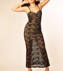 Dolga elegantna obleka