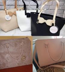 AKCIJA: velike ženske modne torbice