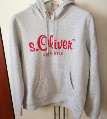 NOV S.Oliver pulover majica trenirka 44