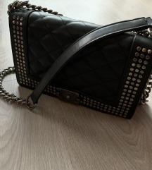 Le boy nova črna torbica