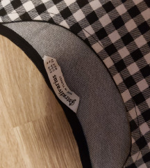 Tunika ali oblekca gingham