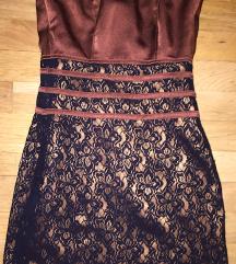Novoletna čipkasta oblekca unikat