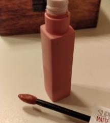 Matte ink