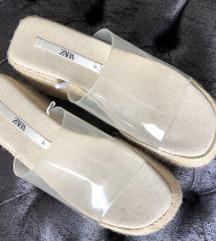 Zara platforma sandali