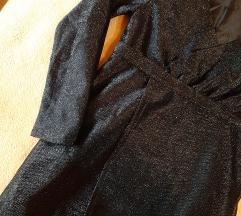 Črna svečana obleka NOVA