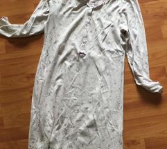 Spalna srajca z vzorcem