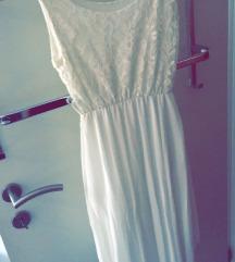 Obleka bela