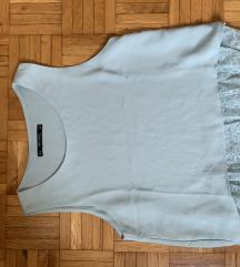 Zara majica s cipko