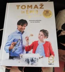 Knjiga Tomaž in Ema