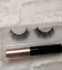 Nove magnetne trepalnice in eyeliner