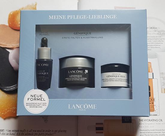 LANCÔME 💙 Génifique Anti-age set (MPC 50€)