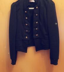 Črn suknjič
