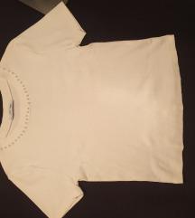 Bela majica Zara M