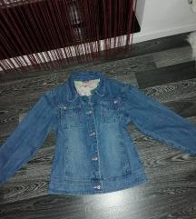 Jeans jakna 140