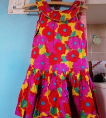 Otroška poletna obleka