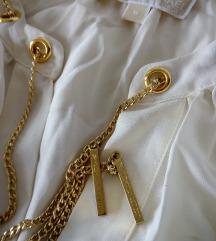 DANES 80€ !! * svilena, orig. MK tunika / bluza