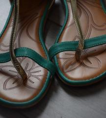 Zeleni sandali