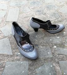 PETER KOZINA št. 41 pravo usnje čevlji