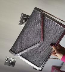 Srebrna pisemska torbica