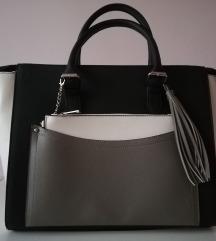 Velika + manjša torbica
