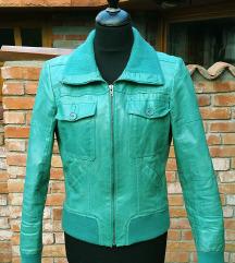 ONLY št. 42 ( L ) pravo usnje jakna