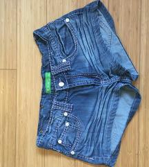 Jeans hlače S