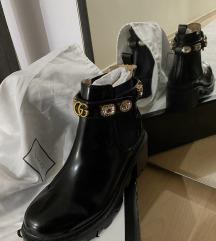 Gucci škornjčki 38 st