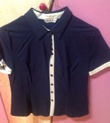 Modra srajcka