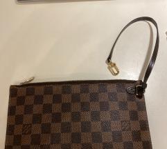 Louis Vuitton Neverfull Pochette Clutch