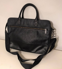 REZ. Armani poslovna torbica - mpc 380 evrov