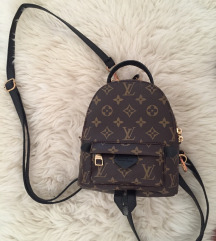 Louis Vuitton Palm Springs mini nahrbtnik