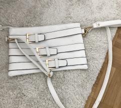 ZNIŽANA NOVA  bela torbica