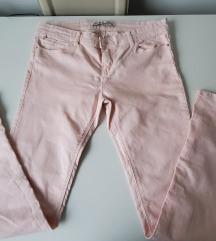 Roza stradivarius skinny jeans