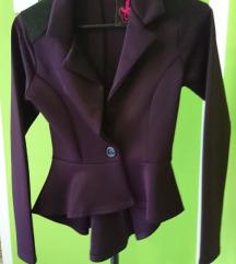 Nov  vijolični sako