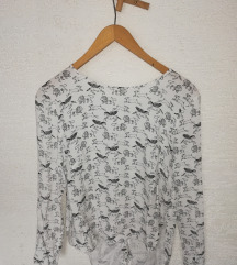 Bluzica z vzorcem