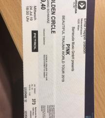 Koncert P!nk, Dunaj, 24.7.2019